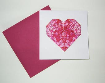 """""""Heart"""" quote card"""