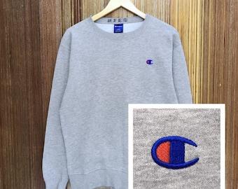 721b68647fadc Champion sweatshirt | Etsy
