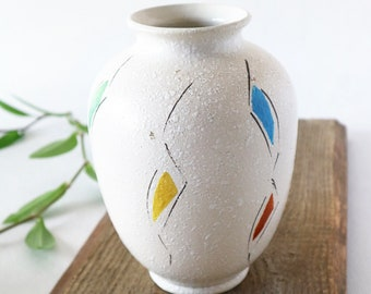 Mid Century Modern Fohr Keramik vase 307-20