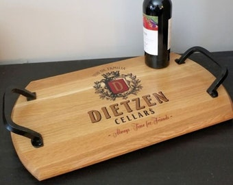 Personalized Bistro Serving Tray