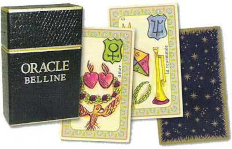 Psychic reading by email - 5 questions Oracle Belline - 20 see 25 minutes