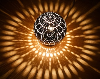 Personalized Star Wars Inspired Death Star Lamp. Perfect Gift For Star Wars  Fans