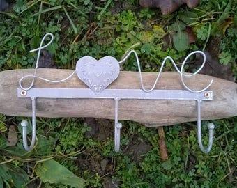 Driftwood for jewelry or gloves