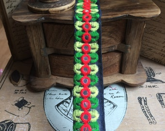 Embroideries nomadic mirrors 3 cm