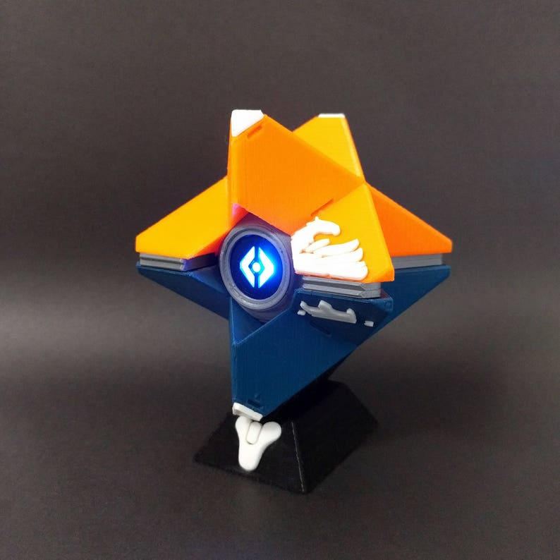 3D printed Kill Tracker Ghost from Destiny 2 Clothing, Shoes