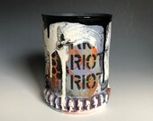 20- RIOT Planter, Ceramic Planter, custom planter, plants, bonsai planter, ceramic container, wheel thrown pottery, ceramics, planter