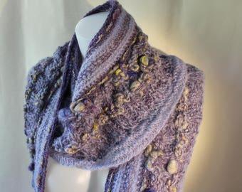 Large Alpaca scarf