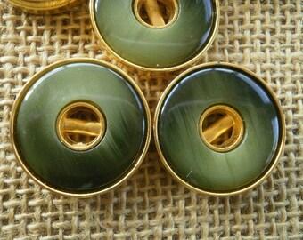 Choix de Diamètre 11mm ou 14mm Mercerie Couture 80 x Boutons Basique 2 Trous P