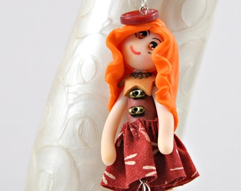 """Necklace """"Harmony"""" Doll"""