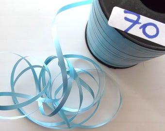BOLDUC packaging gifts x 20 meters blue REF. 70