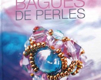 Book IRRESISTIBLE rings beads - 30 patterns