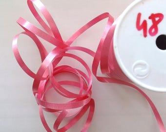 BOLDUC packaging gifts x 20 meters color pink REF. 48
