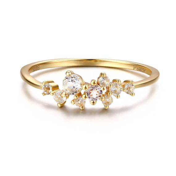 bague diamant naissance