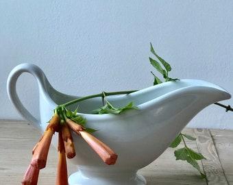 "Vintage Caribe China ironstone ~restaurantware~ gravyboat ""1960"""