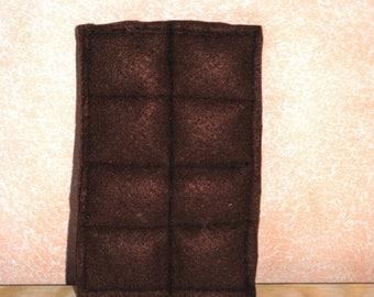 chocolate bar 8 tiles