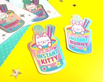 Instant Cuties Sticker