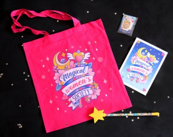 Magical Women's Society's Totebag