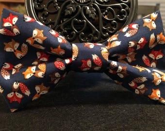 Fox trot (human) bow tie