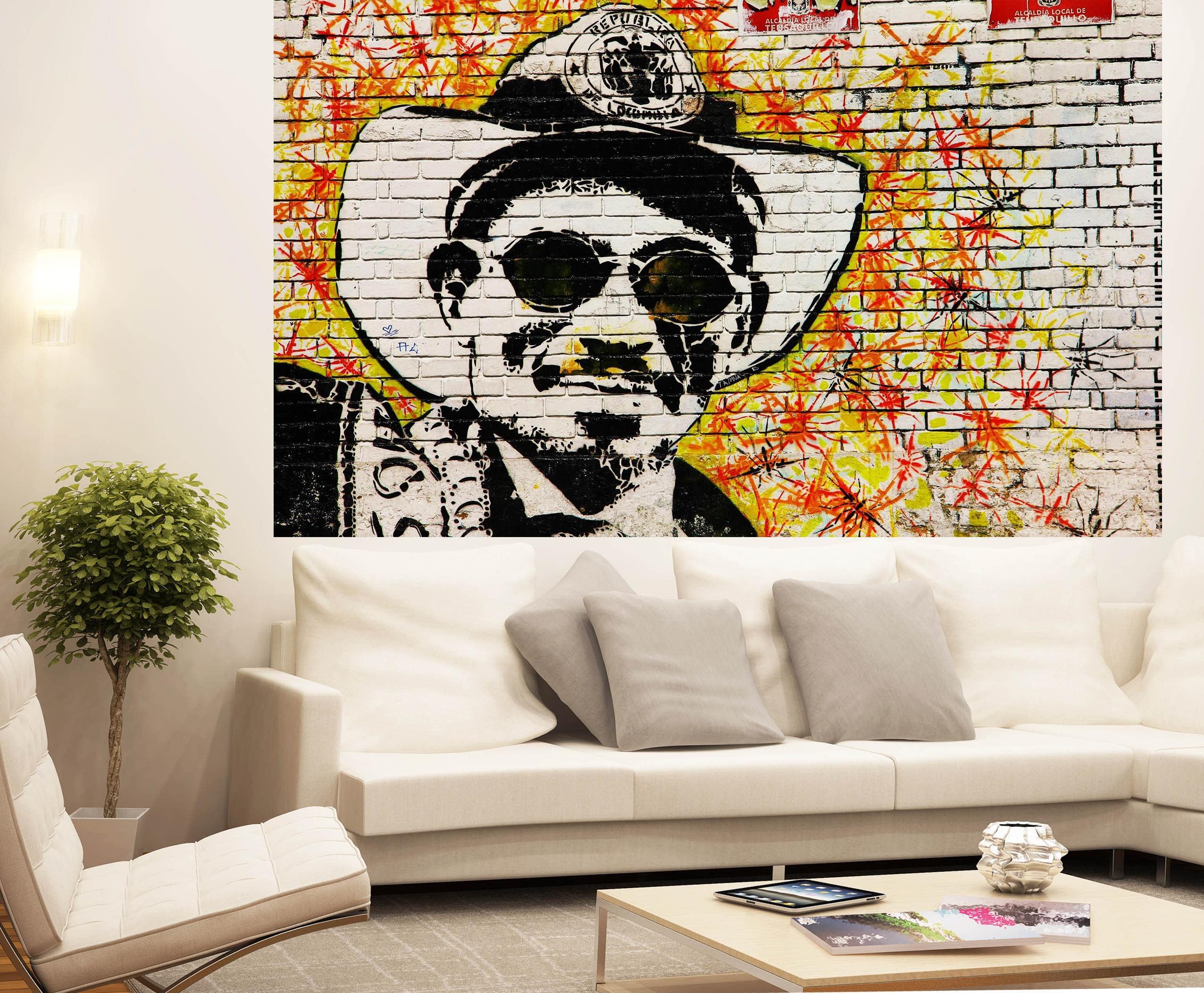 graffiti wall urban street art PRINT  a1 size CANVAS Australia painting