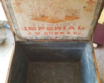 Imperial Milk Box
