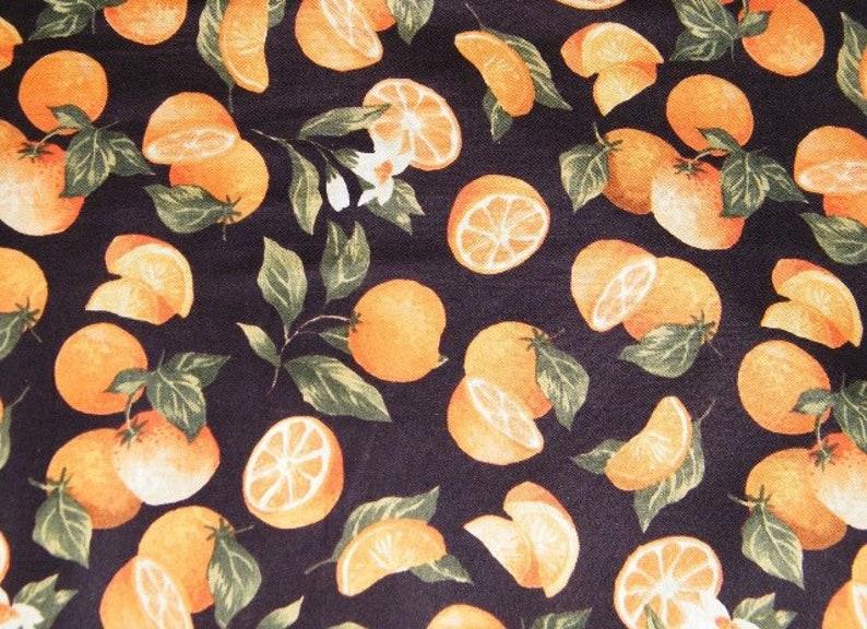 Orange Blossom High Waist Bloomies