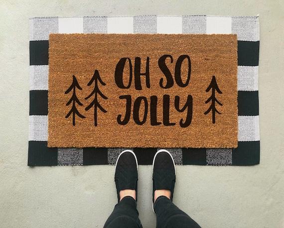 Ohio State Horseshoe Doormat 18 X 30