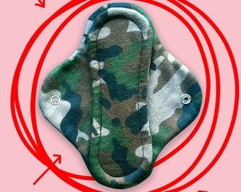 Camo Cloth Pad
