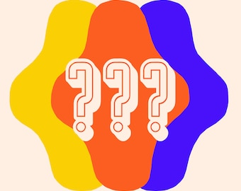 3-Pack Mystery Pads | Regular Absorbency, Heavy Absorbency, Overnight Pads