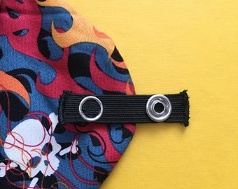 Snap Extenders for Cloth Pads