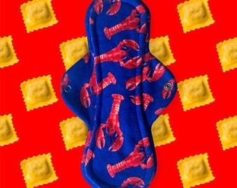 Lobster Overnight Cloth Pad