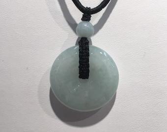 Jadeite Necklace, Black String Jade Necklace, Everyday Necklaces, Jade Necklaces, String Necklaces, Adjustable Necklace