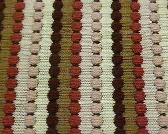 Peas Burgundy, pink and taupe Jersey