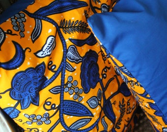 African Print // Hand made Cushion Covers // Ankara // New // African cushion Cover // Afrocentric // Ghana Decor