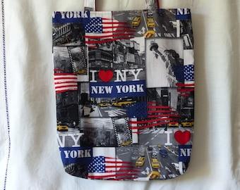 Bag tote bag New York