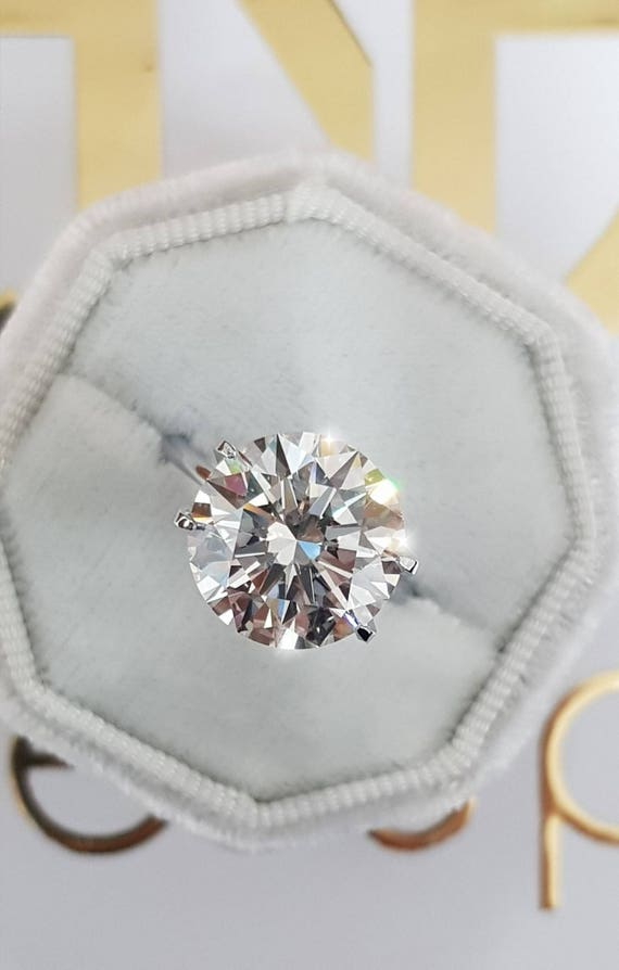 Diamond Engagement Ring 2 Carat Diamond Engagement Ring
