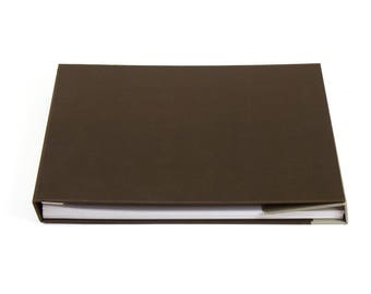 Removable satin Wedding Album
