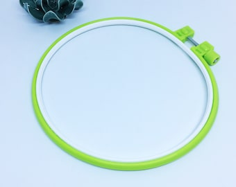 Embroidery circles, embroidery frame, embroidery drum, 16 cm round embroidery circle