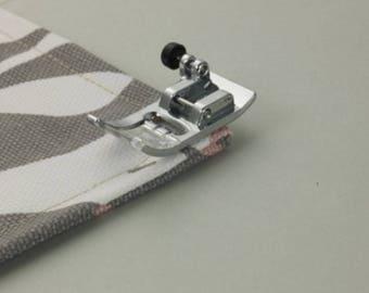 Foot Zigzag, multi-use 7mm