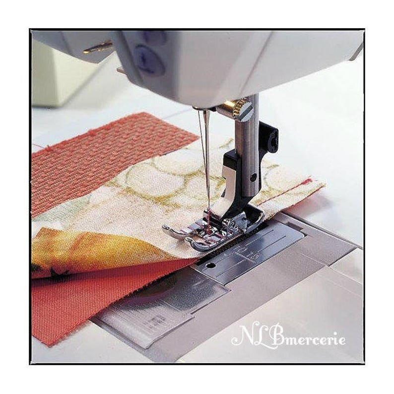 patchwork foot for toyota sewing machine