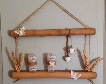 Hanging bells Driftwood