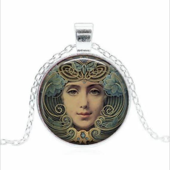 Personalized BASEBALL Heart \u2022 Jewelry Sets \u2022 Handmade Photo Jewelry \u2022 Glass Cabochon Pendant