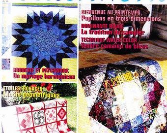 ideal patchwork  hors serie printemps 2003