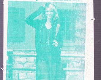 fashion and November 2006 silk petticoat sewing pattern