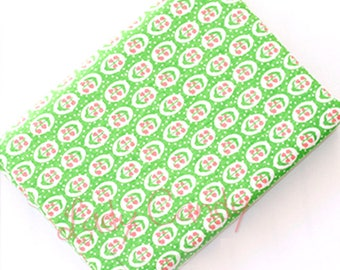 Spring Green 150 cm width fabric / sewing 150 x 50cm #7285
