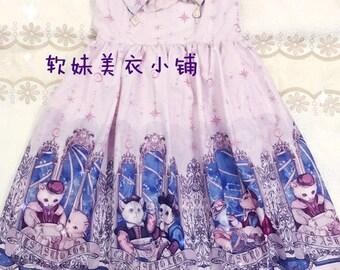 A replica of Honey Honey Lolita Dress.