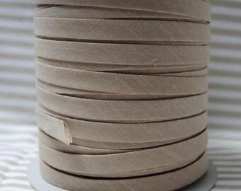 Beige fabric, plain cotton folded 9/4/4, beige, various colors