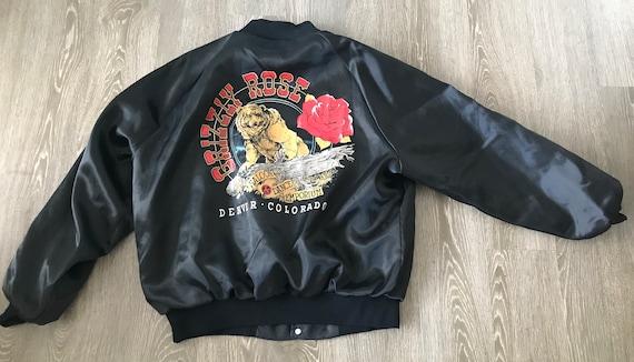 Vintage 80s Bomber Jacket