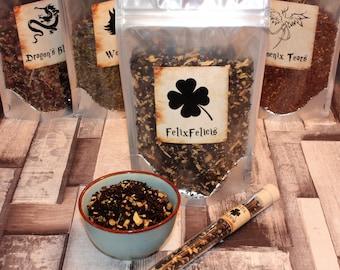 Harry Potter Inspired Teas - Magic Gift - Fantasy Gift - Halloween - Tea Potions - Felix Felicis - Wolfsbane - Phoenix Tears - Dragons Blood