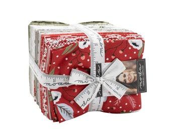 Christmas Morning Fat Quarter Bundle - Lella Boutique - 5140AB
