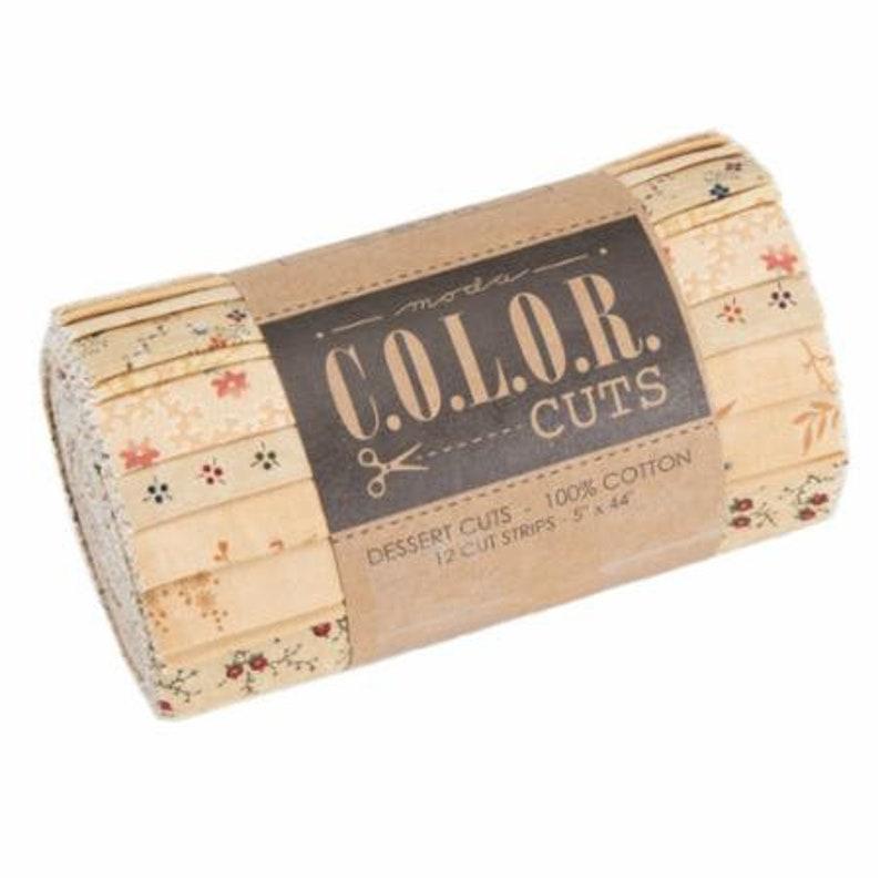 Dessert Roll Color Cuts Biscotti CCDR12